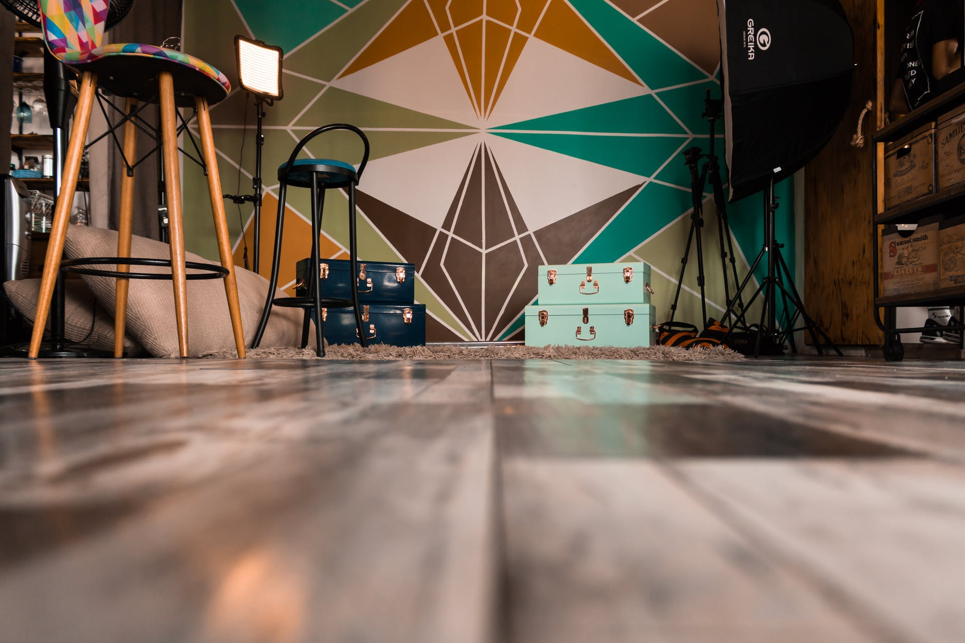 Replacing the flooring in your home will increase its value
