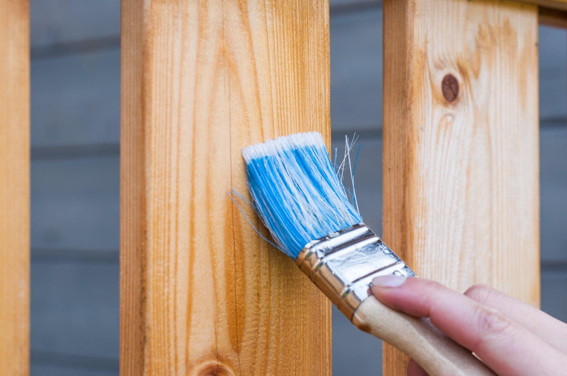 Get painting to refresh your home ready to be sold