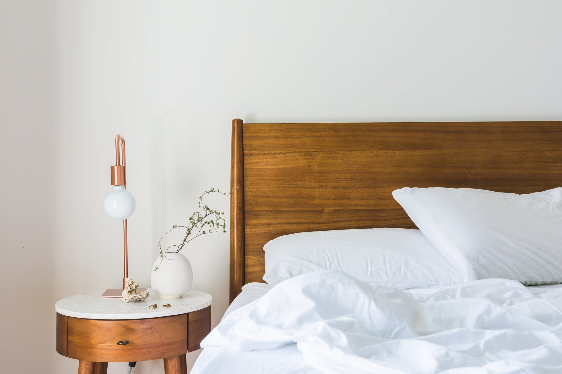 A fresh mattress on your bed is a great way to add a new feel to your bedroom