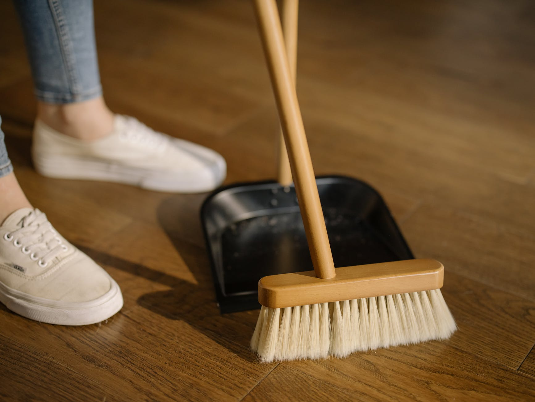 Keeping your house tidy when selling